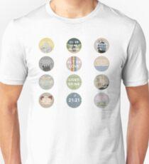 EVAK: A MINIMALIST LOVE STORY VOL. II Unisex T-Shirt