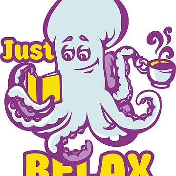 Wise octopus  by 2shoes4blues