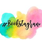 Bookstagram Rainbow Watercolor  by erinbookdragon
