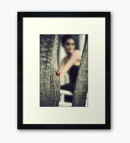 Please Change The Subject Framed Print