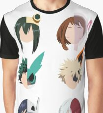 Core Six Graphic T-Shirt