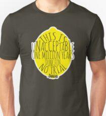 Unacceptable Lemongrab T-Shirt