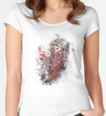 Wildlife - Tiger Women's Fitted Scoop T-Shirt