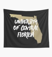 University of Central Florida Wall Tapestry