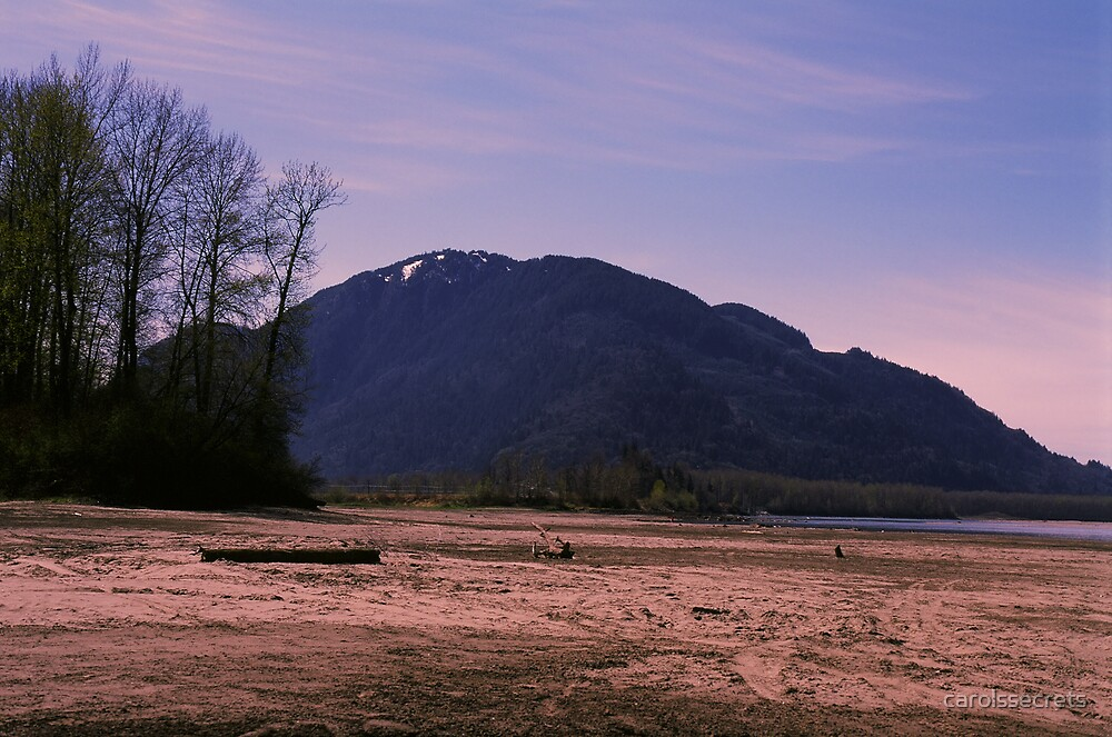 Lonesome Mountain by carolssecrets
