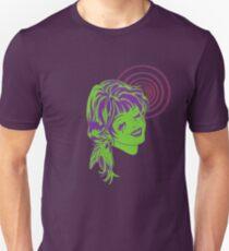 Creepy Psycho Drama Queen Unisex T-Shirt