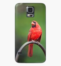 The Pensive Cardinal Case/Skin for Samsung Galaxy