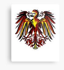 Germany Bird Art Design Metal Print