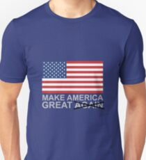 MAKE AMERICA GREAT (AGAIN) by UpToDate T-Shirt