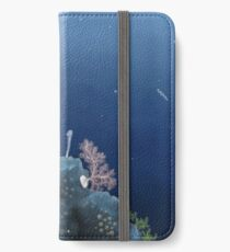 Deep ocean vista - Johnston Atoll iPhone Wallet/Case/Skin