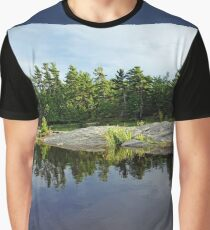 Exploring South Franklin Island Graphic T-Shirt