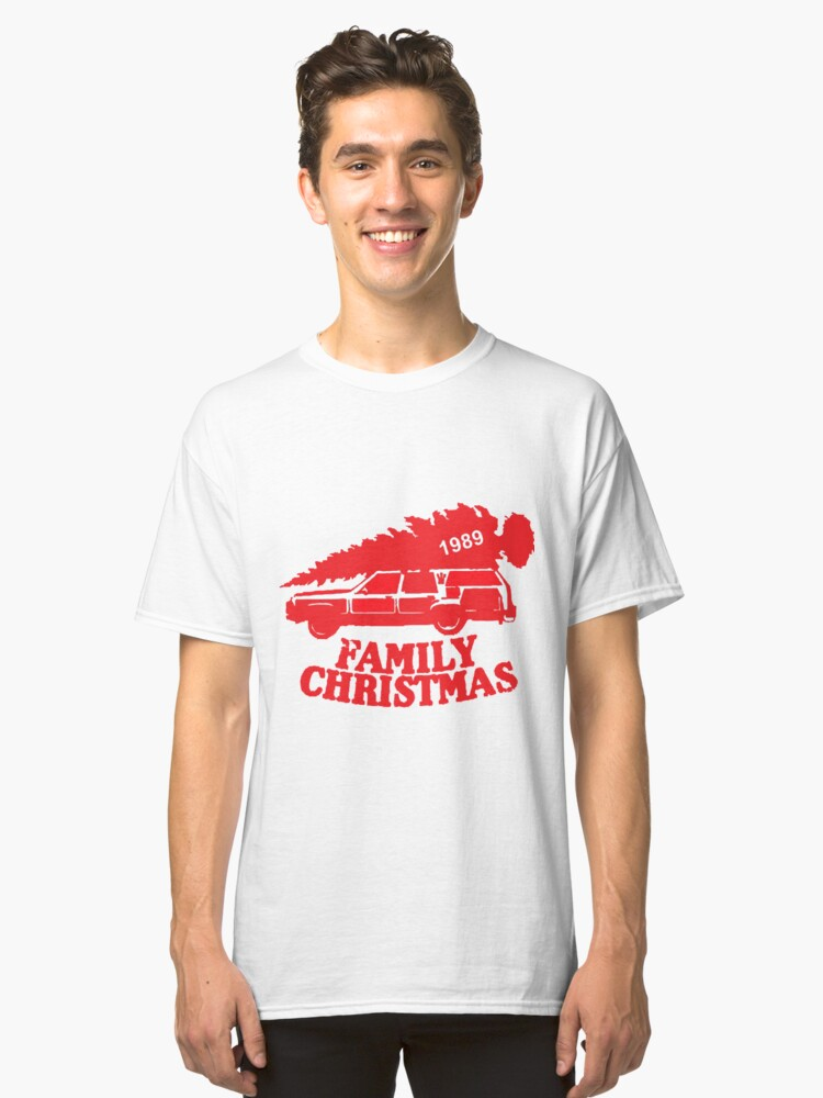 Family Christmas Classic T-Shirt