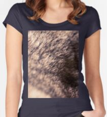 Fur... Women's Fitted Scoop T-Shirt
