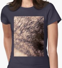 Fur... Women's Fitted T-Shirt