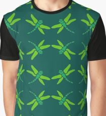 Dragonflies 5. Graphic T-Shirt