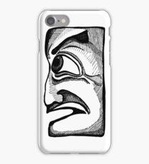 Long Face iPhone Case/Skin