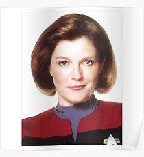 Janeway Poster