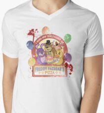 Freddy Fazbear's Birthday! (survivor version) Men's V-Neck T-Shirt