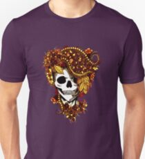 Some Skulls Like Embellishment Unisex T-Shirt