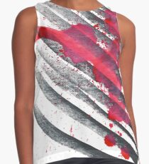 Ruby on the Edge Contrast Tank
