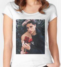 ivan martinez  Women's Fitted Scoop T-Shirt