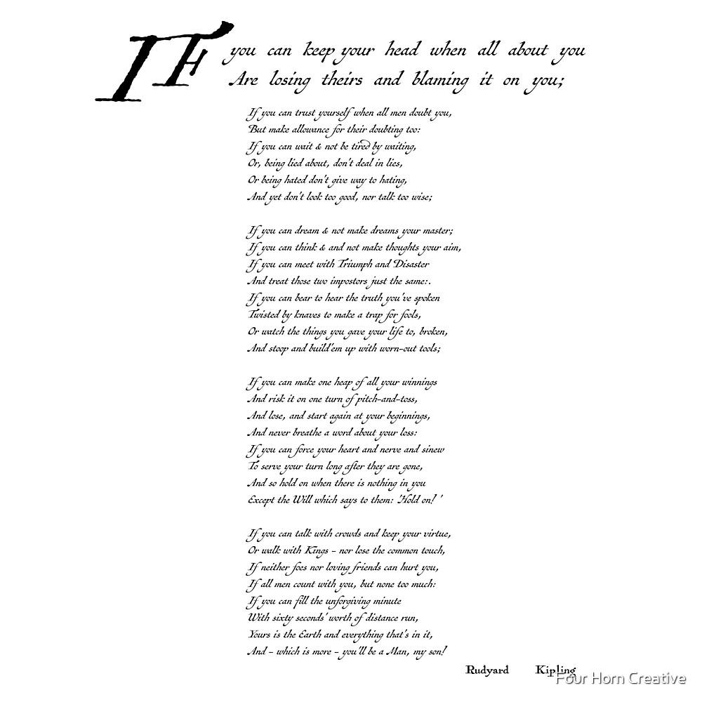 If Kipling