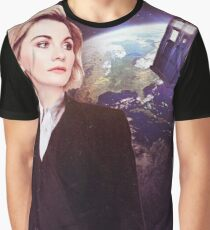 Doctor Who - The 13th Doctor Graphic T-Shirt