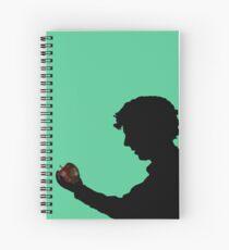 Sherlock, I.O.U. Spiral Notebook