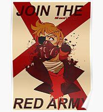 Tord Eddsworld War Poster Poster
