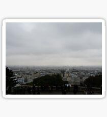 Paris 16 Sticker
