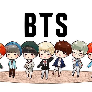 BTS Young forever by Spirealle