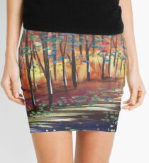 Magical Forest Mini Skirt