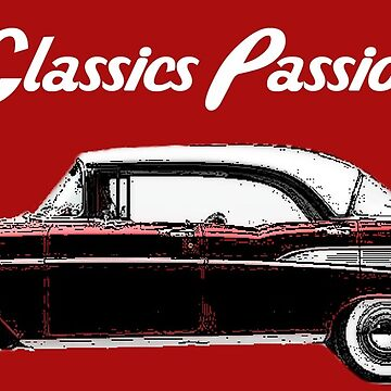 Classics Passion 002 Chevrolet Chevy 1957 by CPG-Designs