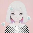 Onigiri Portrait by Kaoru Hasegawa