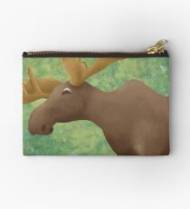 Moose Madness Studio Pouch