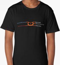 Conversation Wheel Long T-Shirt