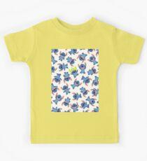 Be unigue Stitch patern Kids Clothes