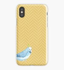 Budgie Party iPhone Case/Skin