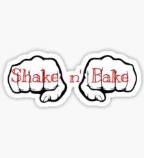 Shake and Bake, Talladega Knights  Sticker