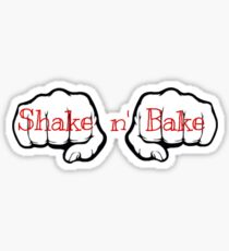 Shake and Bake, Talladega Knights  Sticker