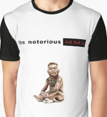 The Notorious MMA Graphic T-Shirt