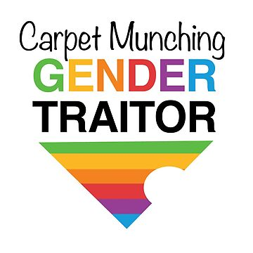 carpet munching gender traitor  by glitchScatter