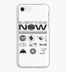 Arcade Fire - Everything Now iPhone Case/Skin