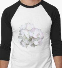 White Hydrangea Flower T-Shirt
