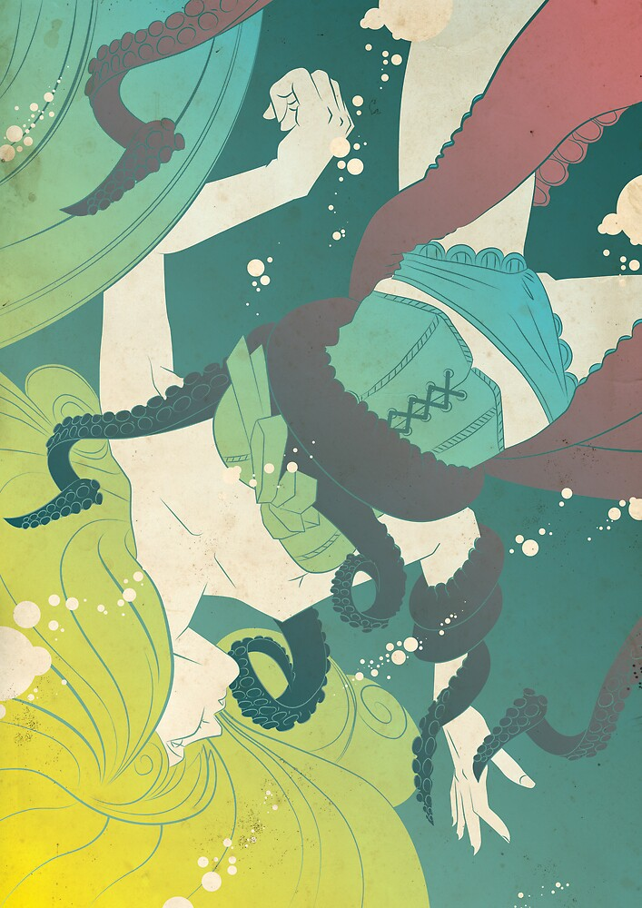 Octopus Garden by Todd Proctor