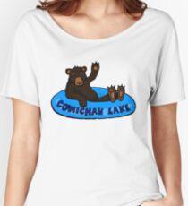 Cowichan Lake Women's Relaxed Fit T-Shirt