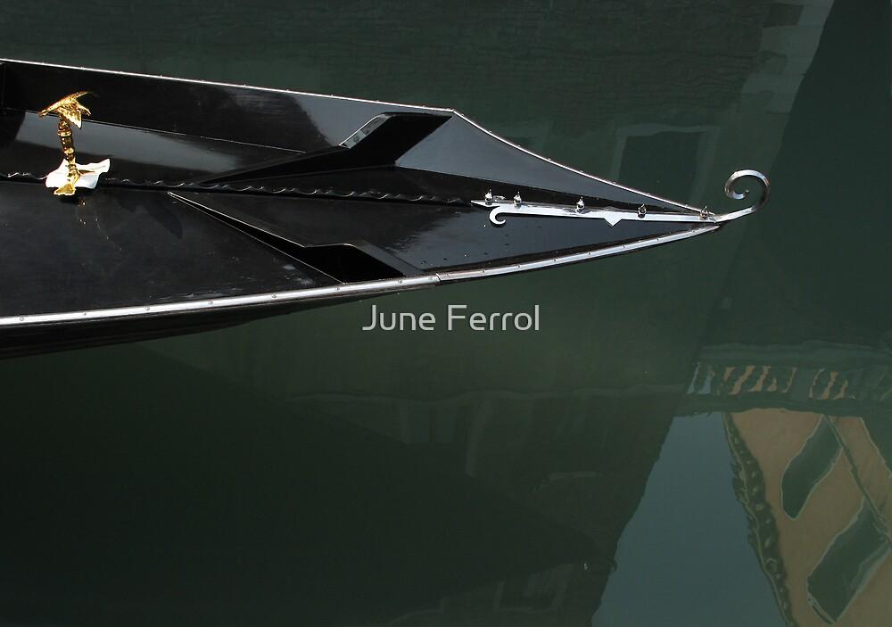 THE GONDOLA by June Ferrol