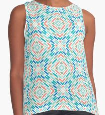 Surfboard Swirl Sleeveless Top