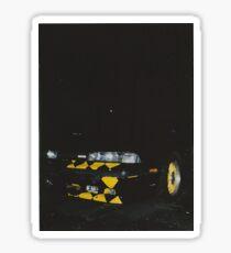 Boy Racer Sticker