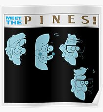 Meet the Pines Poster